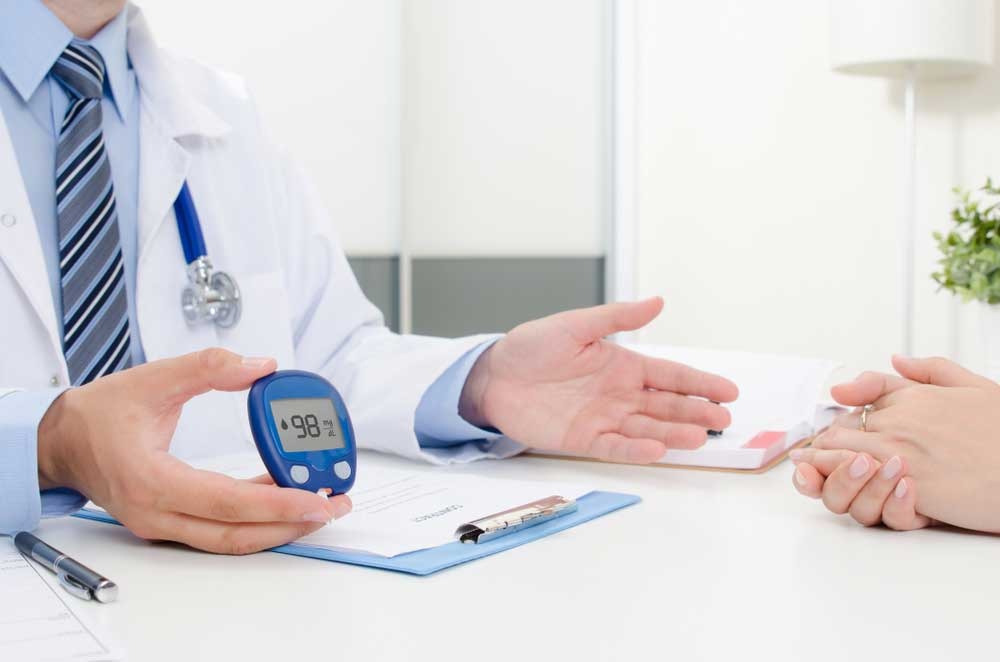 Diabetes Consultations