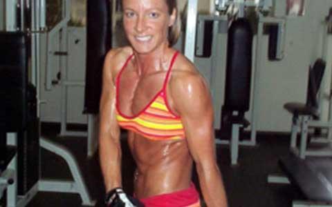 Look Like a Female Body Builder