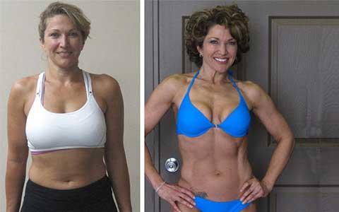 Transformed My Body In Under 5 Months